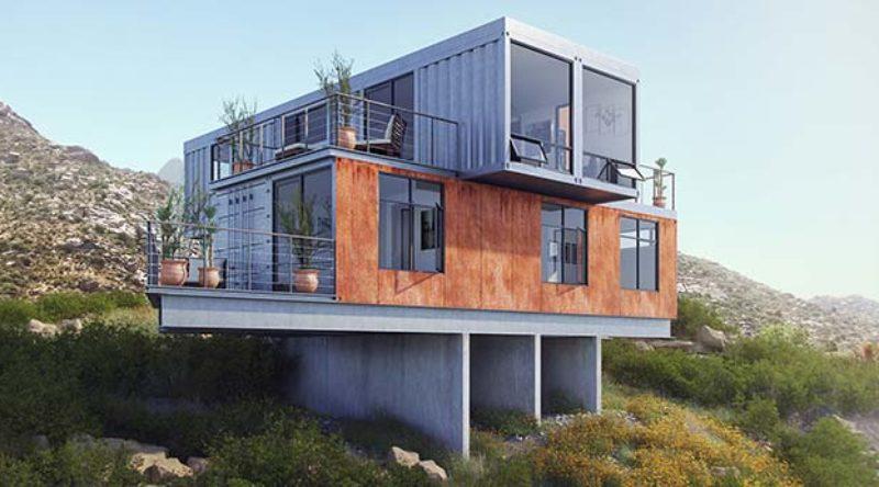 Casa container: o que é, vantagens e 60 projetos