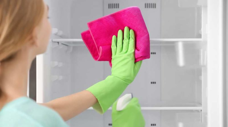 Como limpar geladeira em passo a passo facilitado