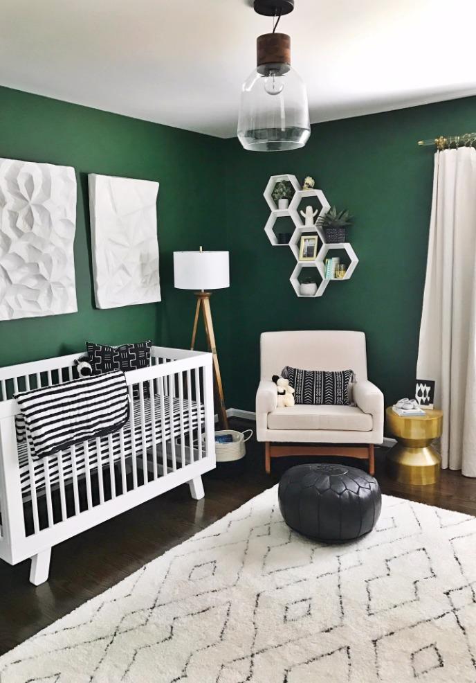 Cores Para Quarto De Beb 234 Como Escolher 60 Ideias Com Fotos