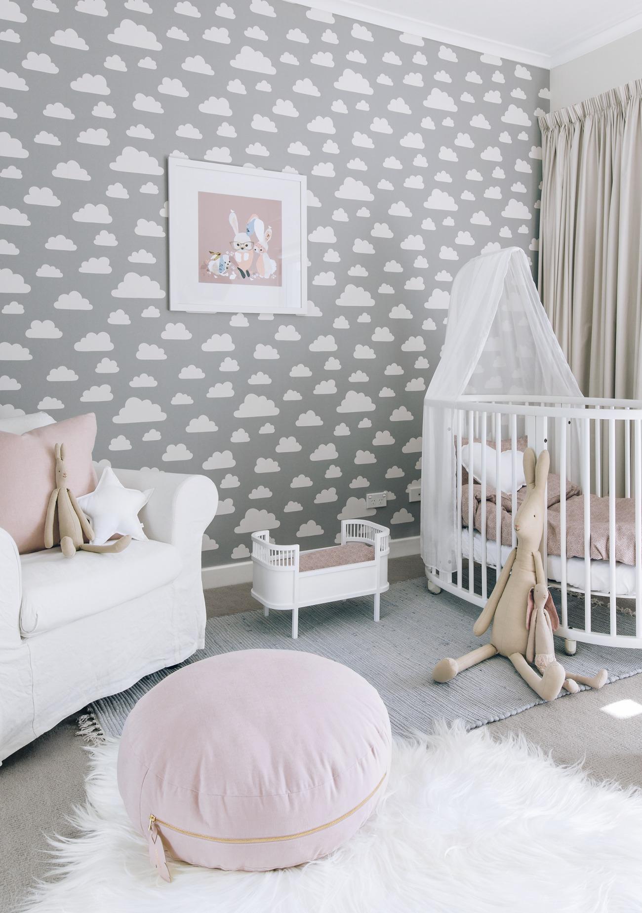O cinza veio como uma ótima opção de cor neutra para diversos estilos de quartos