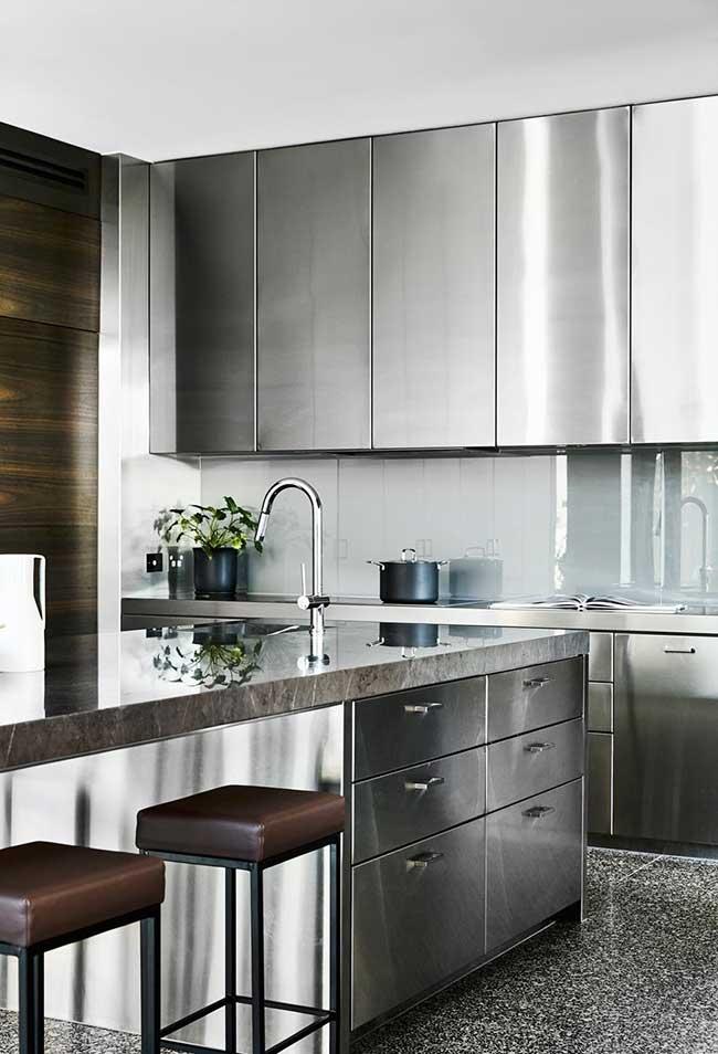 Cozinhas modernas com ilha