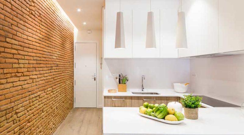 Cozinha pequena: 65 ideias impressionantes para se inspirar