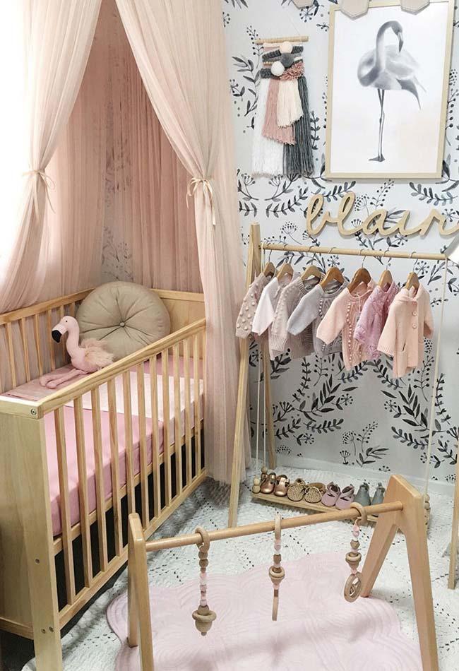 As cortinas do tipo mosquiteiro estão com tudo e ganham versões ainda mais fofas para você escolher e incorporar à sua decór