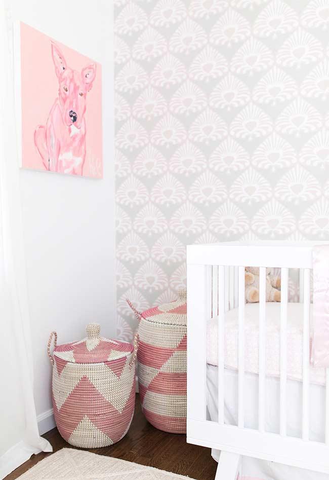 papel de parede para quarto de bebê continuação
