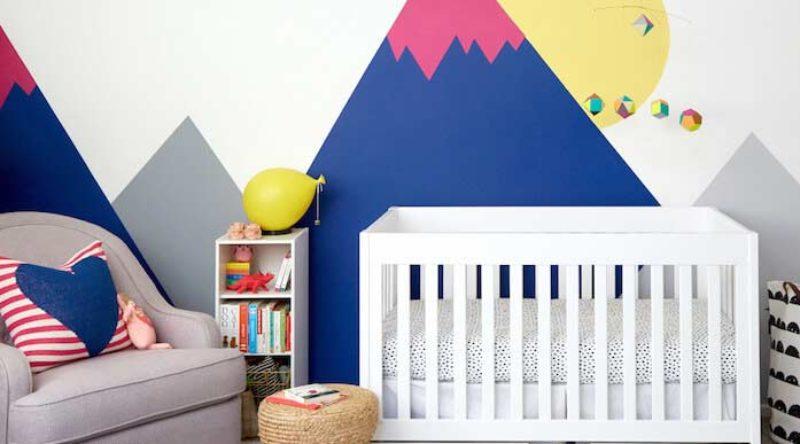 Papel de parede para quarto de bebê: ideias perfeitas para decorar