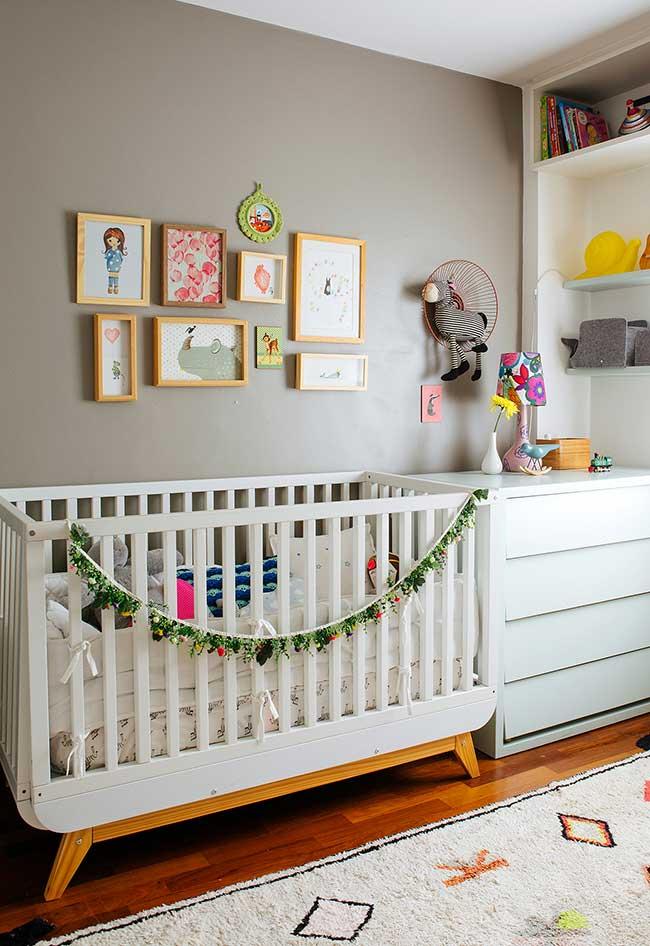 quarto de bebê menina