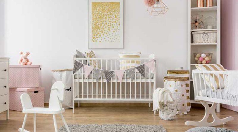 Quarto de bebê menina: veja 60 fotos para decorar com perfeição