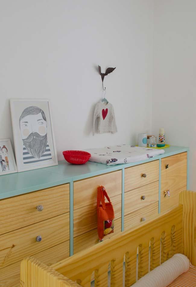 O bom planejamento dos móveis é fundamental na decoração de ambientes pequenos