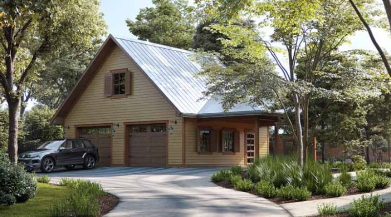 Casas de madeira: conheça as vantagens, características e modelos