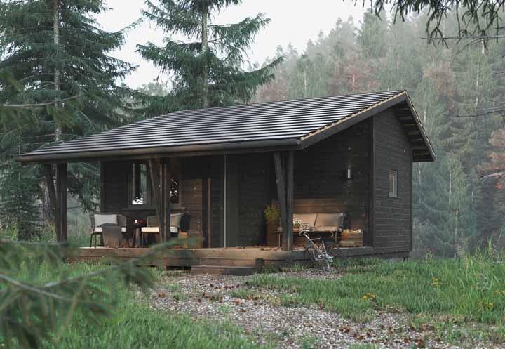 Lembre-se sempre de tratar a madeira para garantir a durabilidade da construção