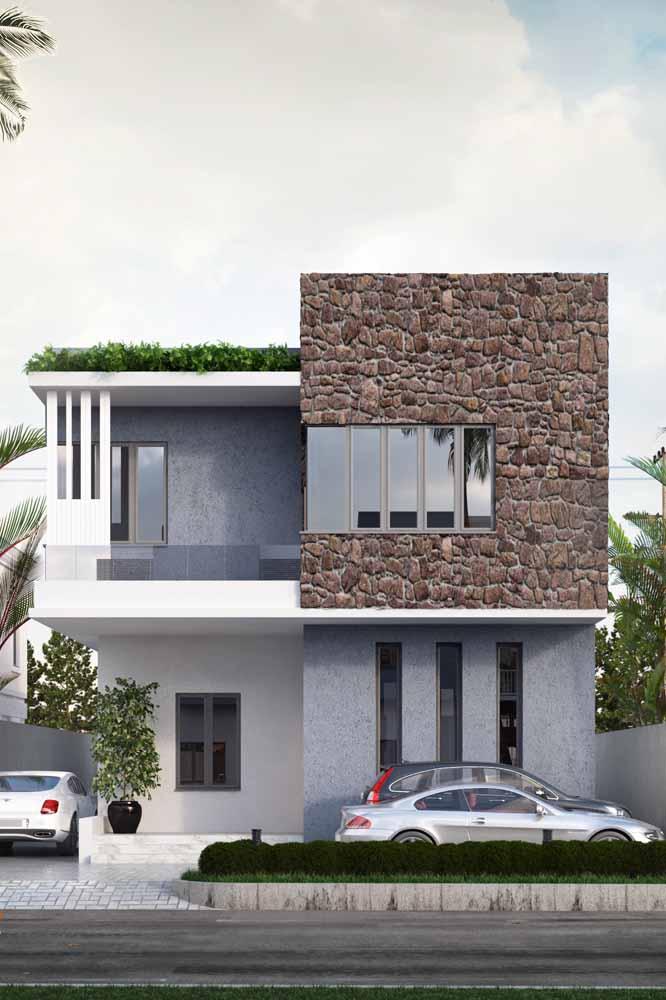 Casas bonitas descubra 60 modelos para voc se inspirar hoje for Modelos de casas procrear clasica