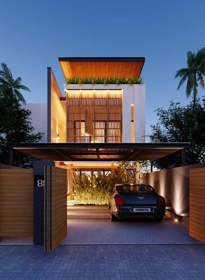 A casa pode ficar ainda mais bonita com um projeto de iluminação; invista nesse pequeno e diferencial detalhe