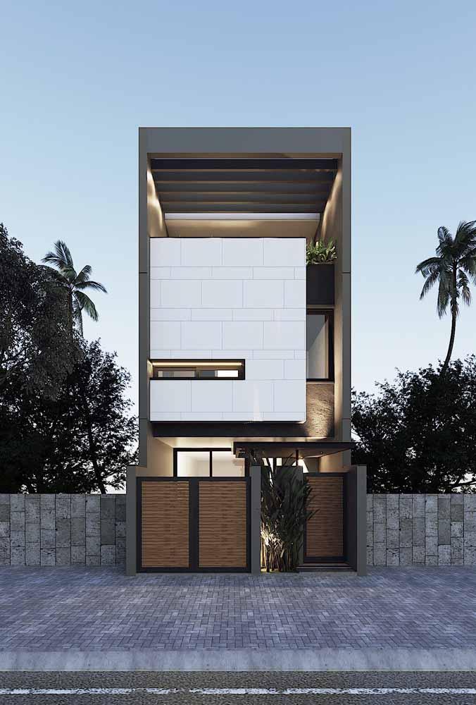 A calçada também faz parte da casa, portanto se você deseja uma casa bonita, tenha uma calçada bonita também