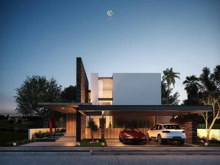 Casas Bonitas Descubra 60 Modelos Para Você Se Inspirar Hoje