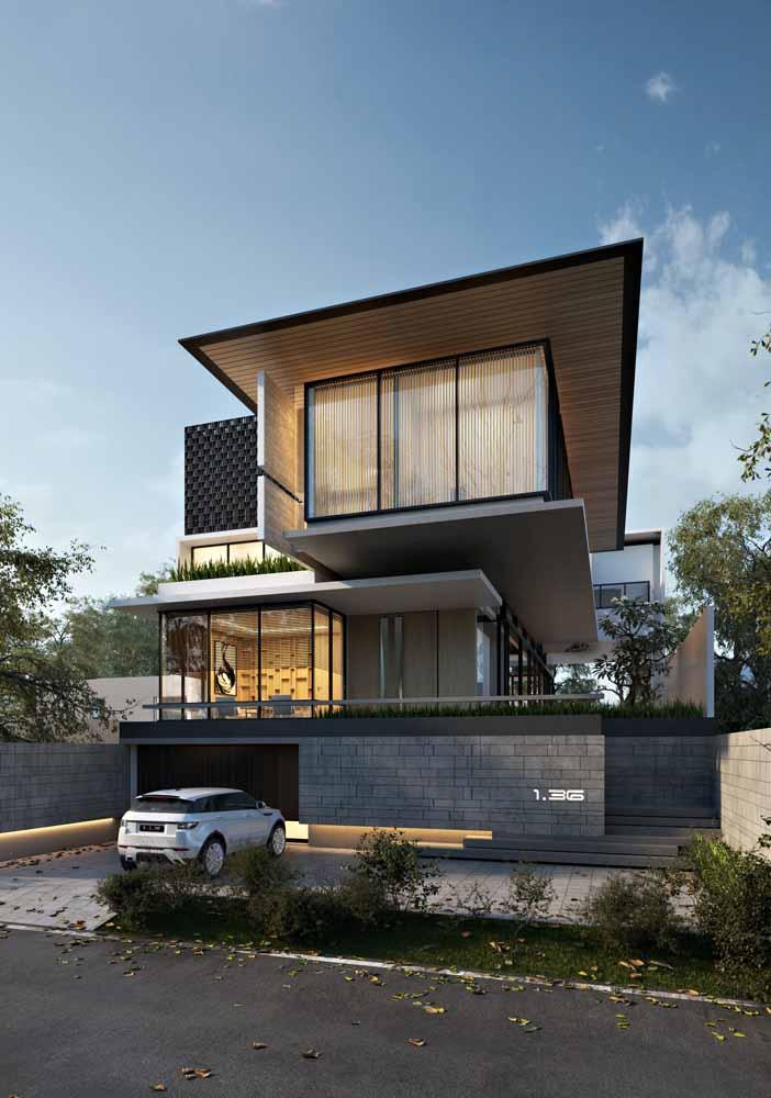 O número da casa é um elemento indispensável, portanto capriche na escolha dos numerais
