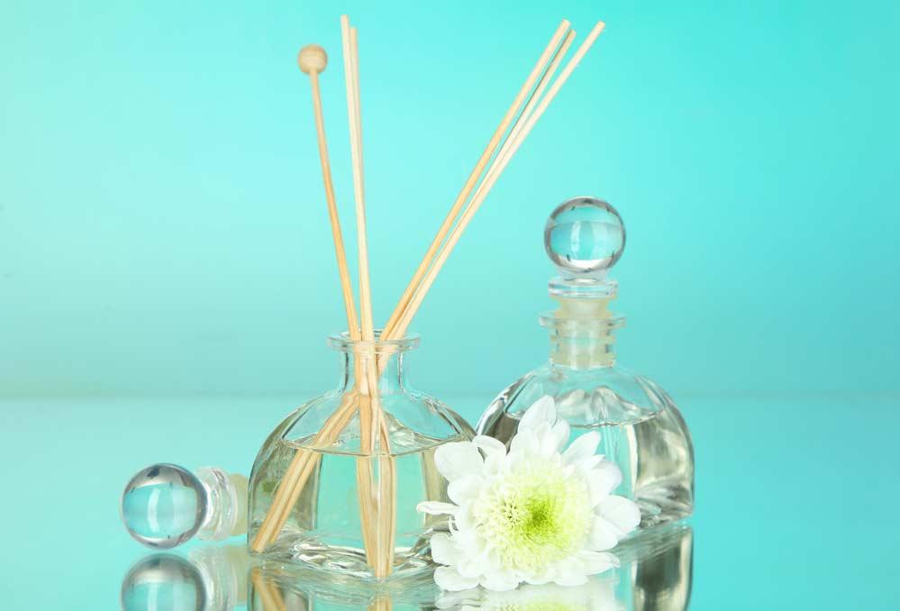 Como deixar a casa cheirosa aromatizador