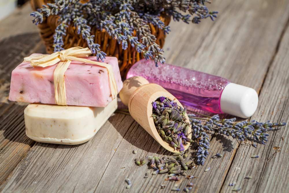 Como deixar a casa cheirosa sabonete decorado