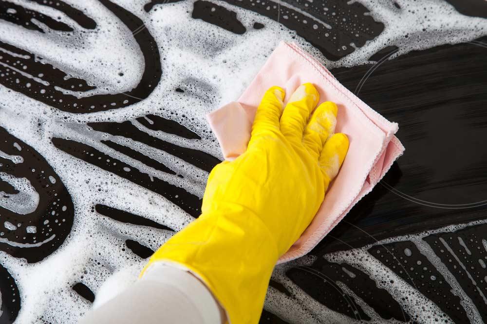 Como limpar fogão