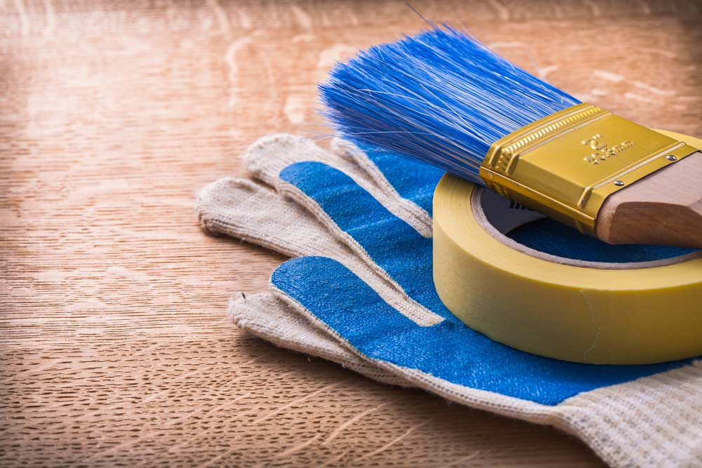 Recomendações para pintar madeira
