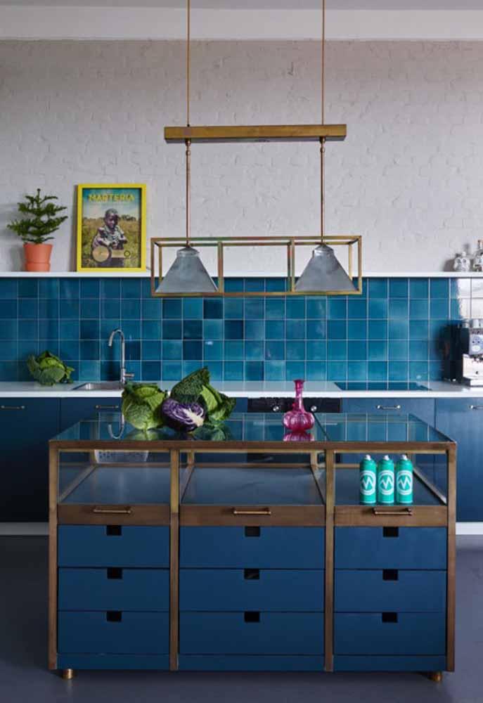 Use suas cores preferidas e faça a decoração com um toque pessoal
