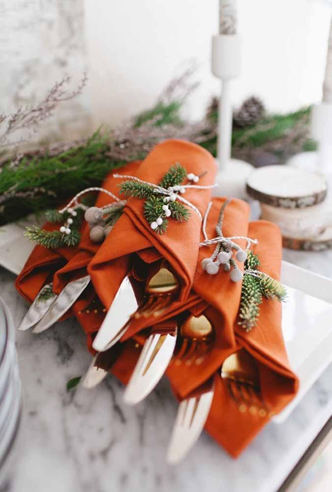 Detalhes que fazem toda a diferença na sua mesa de natal