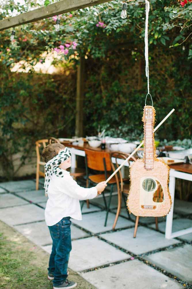 Que tal trocar o quebra pote pelo quebra violão?