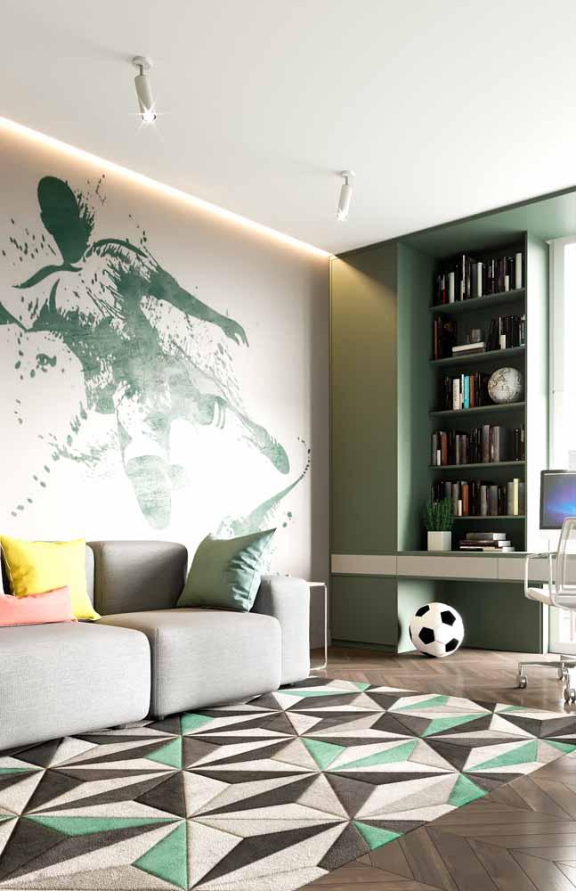 Fita de LED decoração sala: dê destaque para sua parede decorada com pontos de luz