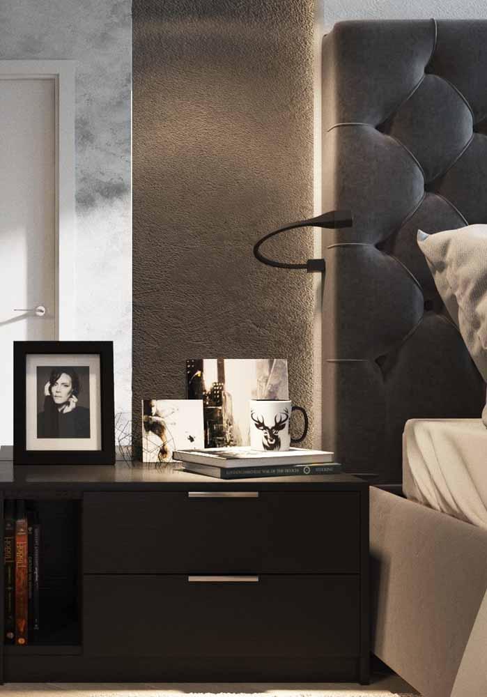 Use a fita de LED para dar destaque à lugares específicos e objetos de decoração