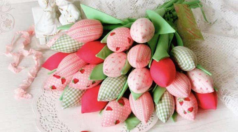 Flor de tecido: descubra como fazer flores de tecido em tutoriais fáceis