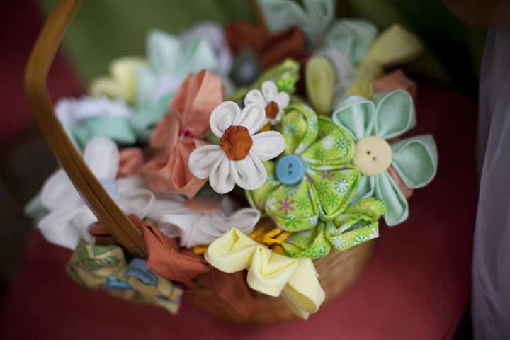 Cesta de flores do campo: crie um arranjo variado em tamanhos e cores