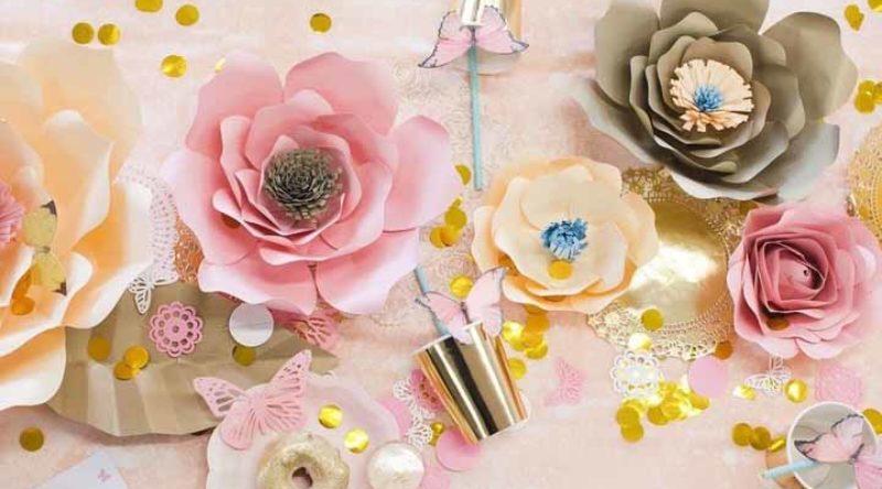 Flores de papel: saiba como fazer passo a passo e veja dicas