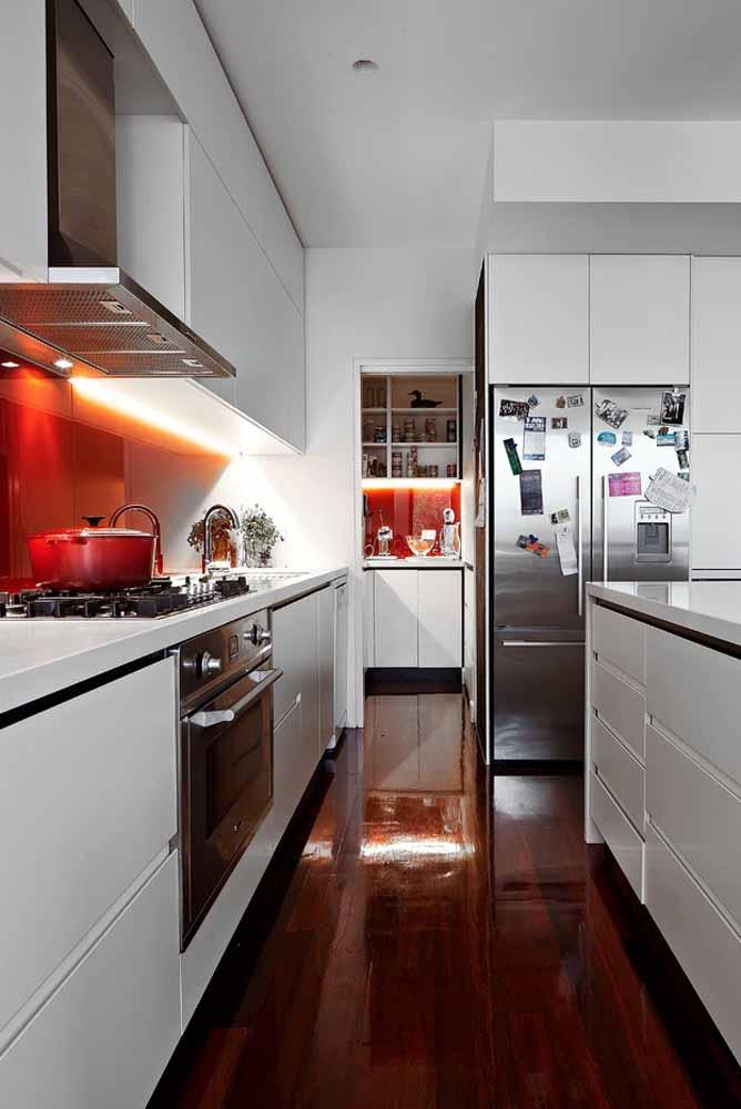 Cozinha all white: uma tendência de decoração