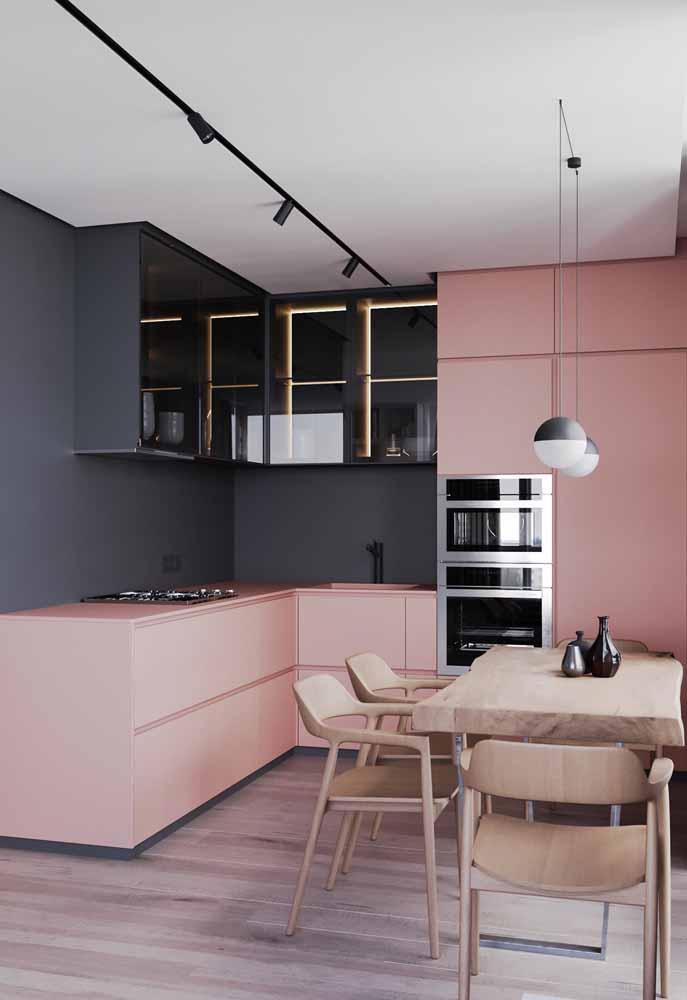 A cozinha planejada é o ideal para você que não abre mão de ter a sua personalidade aplicada na decoração dos ambientes