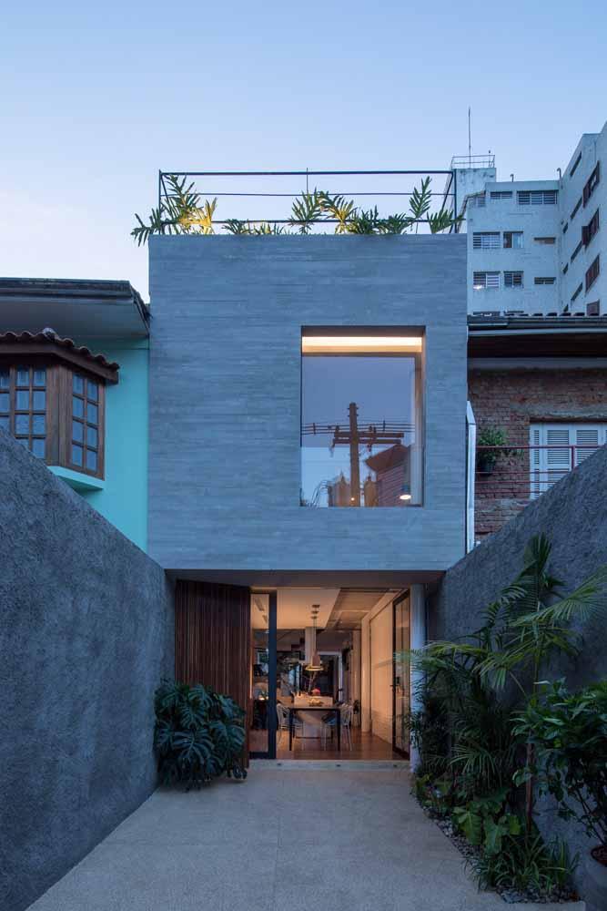 E o que será que essa fachada charmosa da BRA Arquitetura esconde?