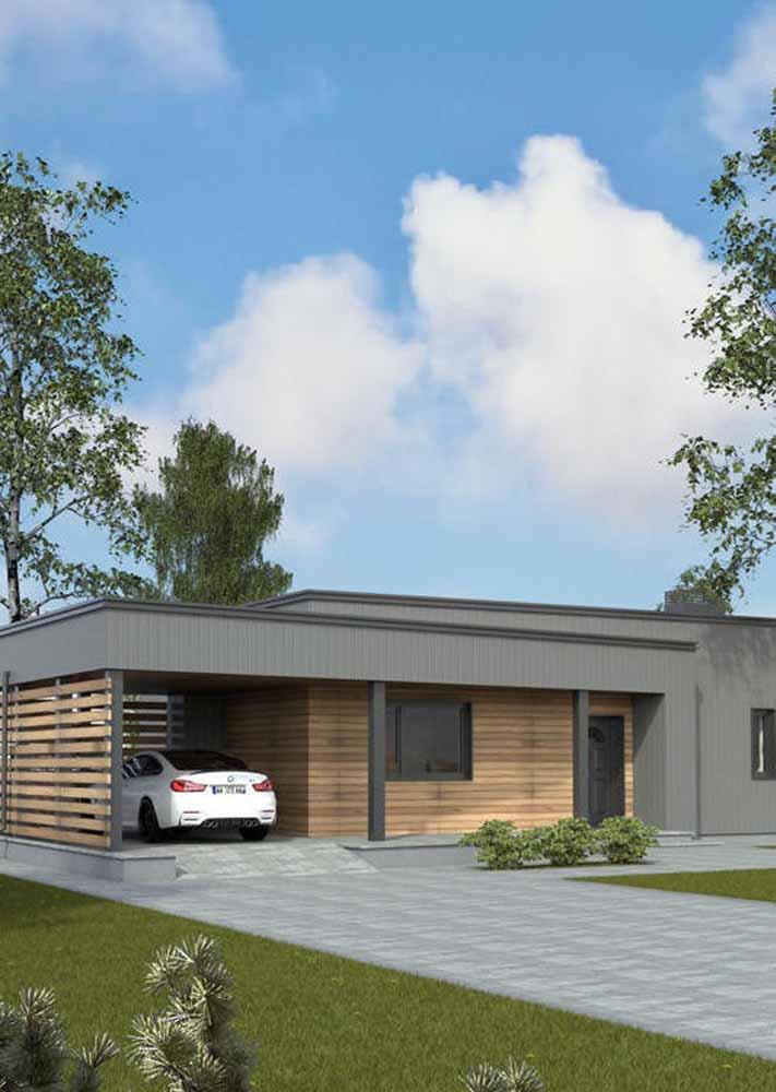 Projeto residencial desenvolvido pelo escritório NPS Projektai