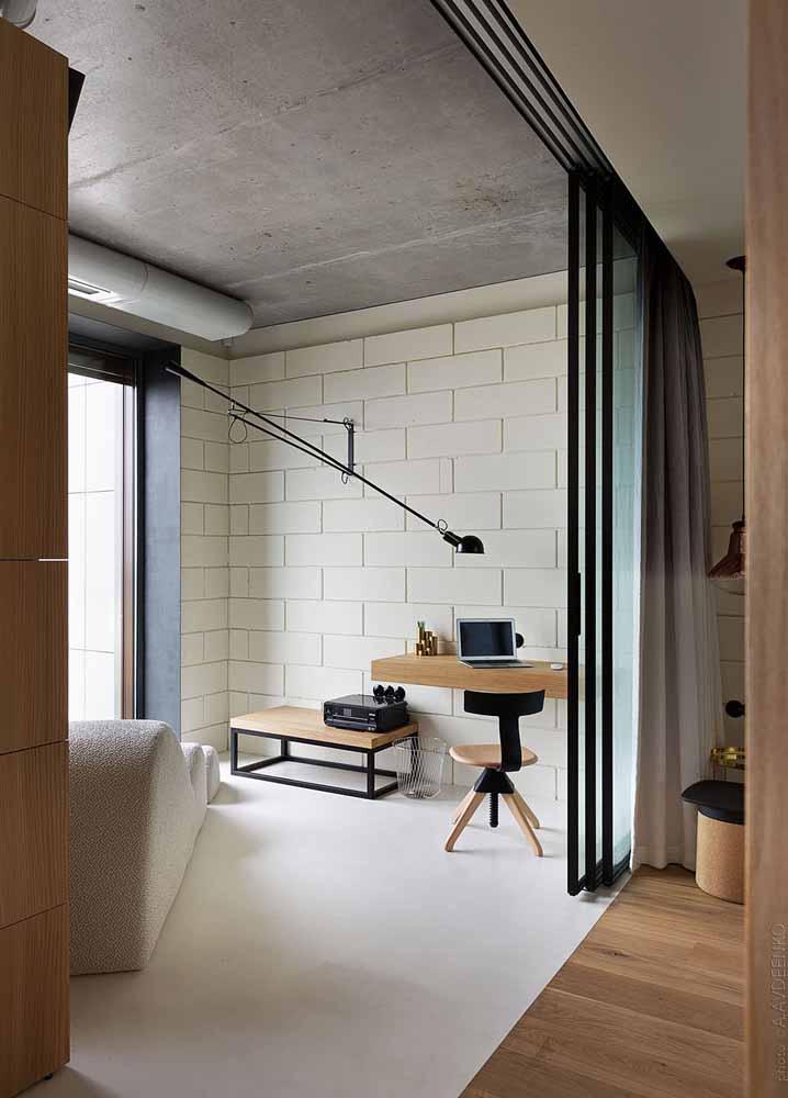 Porcelanato líquido e cimento queimado no teto: duas tendências que unem modernidade com praticidade