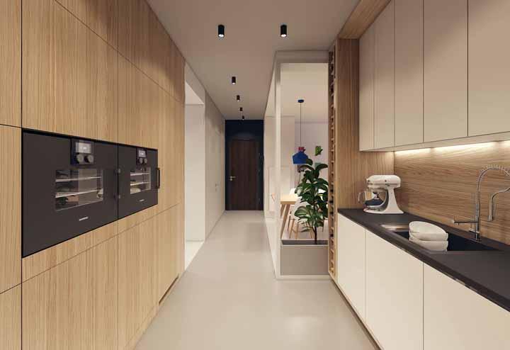 Da entrada da casa até a cozinha: quando o assunto é porcelanato líquido não há limites