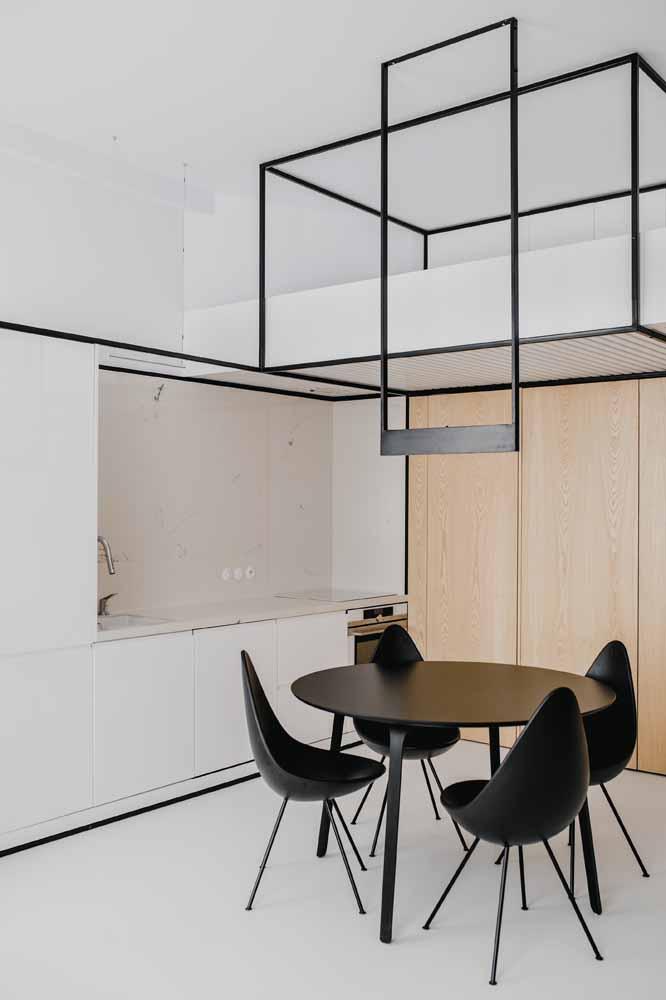 Prefere uma decor mais minimalista? Então o porcelanato líquido foi feito para você