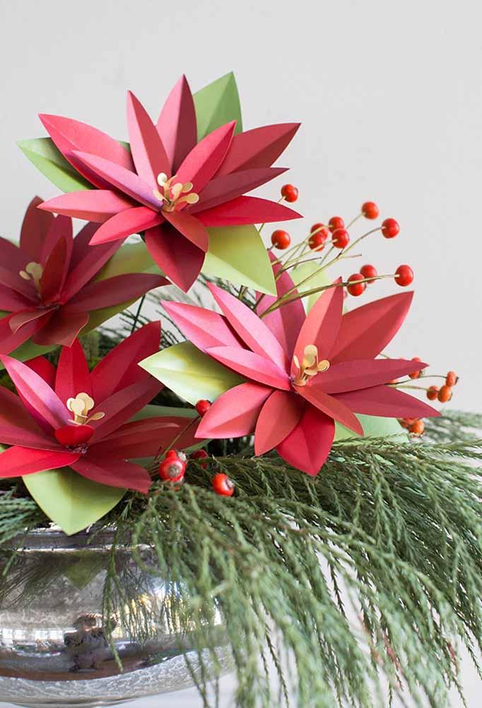 Troque as flores naturais por artificiais feitas dos mais surpreendentes materiais