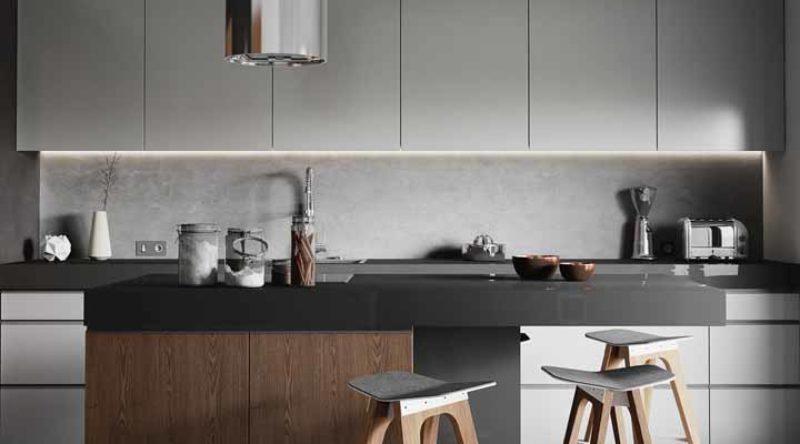 Cozinha cinza: veja 60 inspirações para decorar com a cor