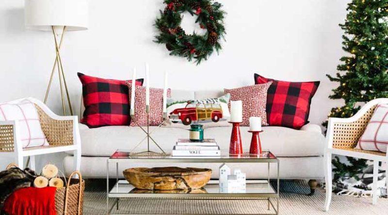 Decoração de Natal simples e barata: ideias e tutoriais passo a passo