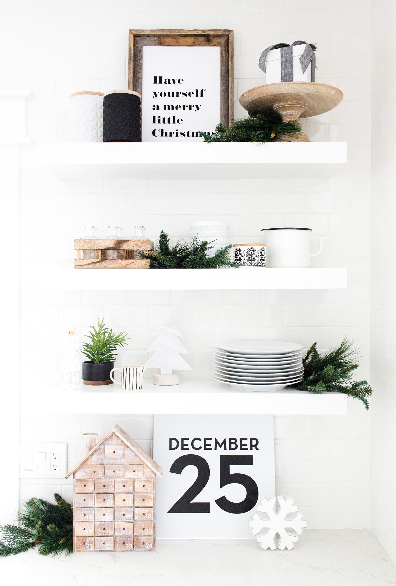 O espírito de Natal deve está presente em todo canto da casa