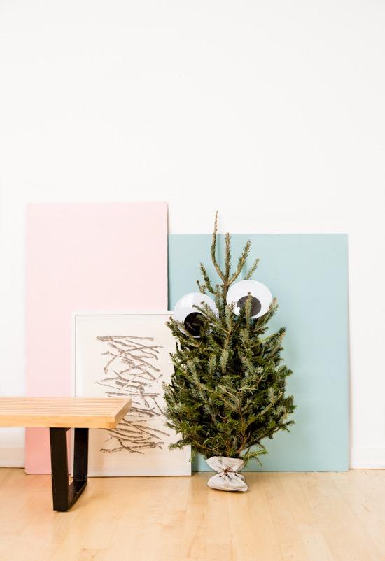 A árvore é o grande símbolo do natal. Portanto, capriche na sua decoração