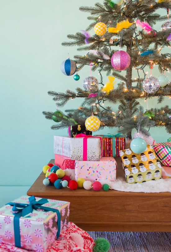 Um Natal carregado de luxo e riqueza