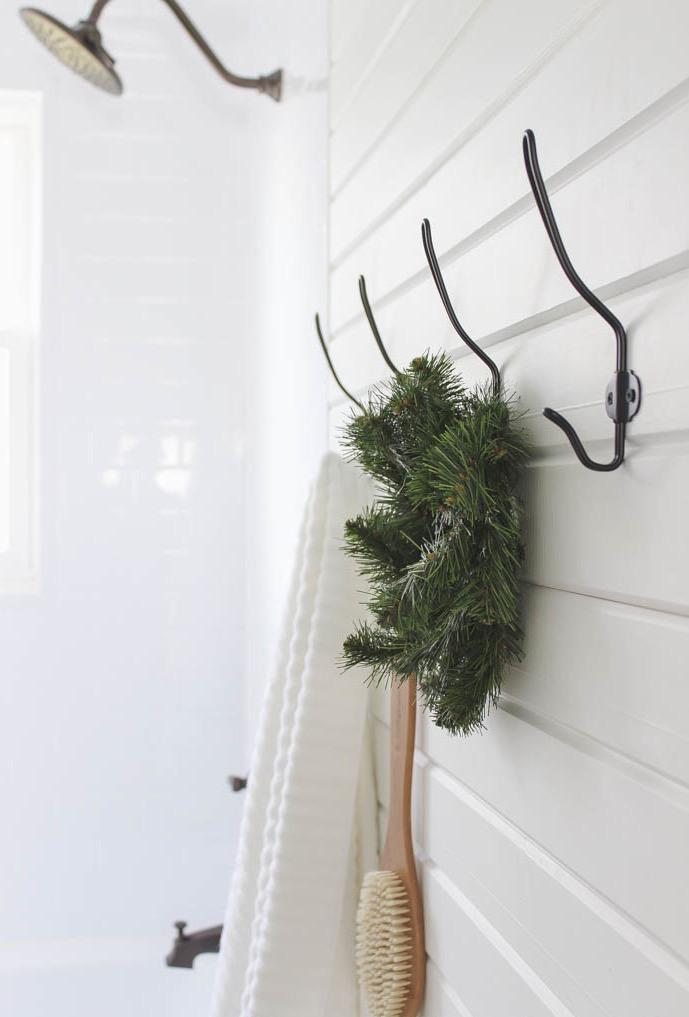Uma decoração bem intimista para curtir o Natal a dois