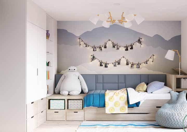 Os modelos de guarda-roupa infantil devem priorizar o acesso fácil das crianças às roupas e outros objetos guardados em seu interior