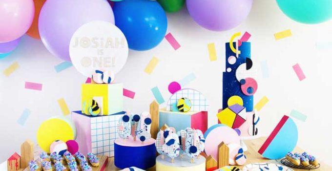 Capa aniversário simples