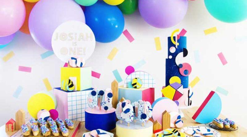 Decoração de aniversário simples: descubra 75 ideias para você se inspirar