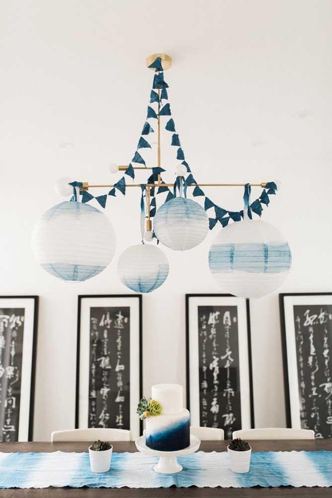 Abuse de itens decorativos simples, mas cheios de charme