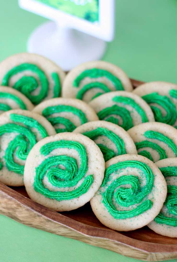 A deusa Te Fiti é lembrada no biscoitinho com formato da pedra ancestral da deusa